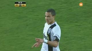 GOLO! Vitória SC, Leonel Olímpio aos 41', FC Arouca 0-2 Vitória SC