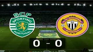 Liga (14.ª Jornada): Resumo Sporting 0-0 Nacional