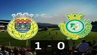 Liga (25ª J): Resumo Arouca 1-0 V. Setúbal