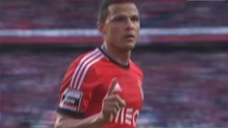 GOLO! SL Benfica, Lima aos 28', SL Benfica 2-0 A. Académica
