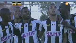 GOLO! CD Nacional, Diego Barcellos aos 76', CD Nacional 1-1 Sporting CP