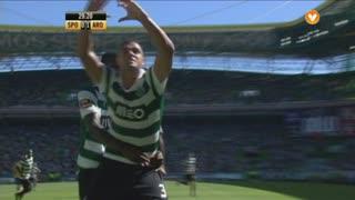 GOLO! Sporting CP, Mauricio aos 30', Sporting CP 1-1 FC Arouca