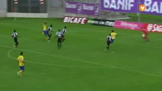 GOLO! FC Arouca, Pintassilgo aos 86', CD Nacional 0-1 FC Arouca