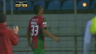 GOLO! Marítimo M., Derley aos 75', Marítimo M. 2-1 Vitória SC