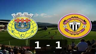 Liga (19.ª J): Resumo Arouca 1-1 Nacional