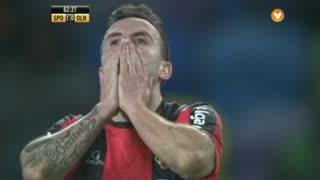 SC Olhanense, Jogada, Paulo Sérgio aos 62'