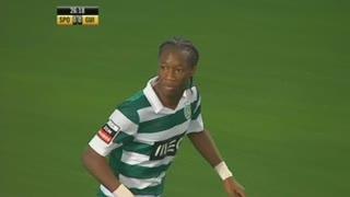 Sporting CP, Jogada, Carlos Mané aos 26'