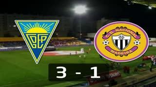 Liga (1ª J): Resumo Estoril 3-1 Nacional