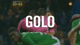 GOLO! FC Porto, Oliver Torres aos 91', FC Porto 4-0 Rio Ave FC
