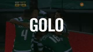 GOLO! Sporting CP, Carlos Mané aos 93', Sporting CP 1-0 FC Arouca