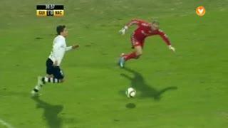 GOLO! Vitória SC, André André aos 32', Vitória SC 2-0 CD Nacional
