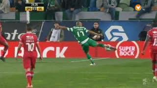 Sporting CP, Jogada, João Mário aos 24'