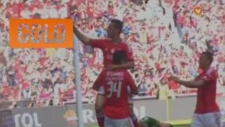 GOLO! SL Benfica, Jonas aos 11', SL Benfica 2-0 A. Académica
