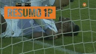 Resultado ao Intervalo – Nacional 1-2 V. Guimarães