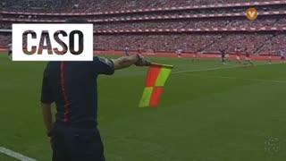 FC Porto, Caso, Maicon aos 44'
