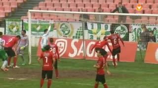 GOLO! Moreirense FC, Bura (p.b.) aos 60', FC Penafiel 1-2 Moreirense FC