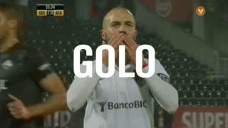GOLO! Vitória SC, André André aos 35', Vitória SC 2-0 A. Académica