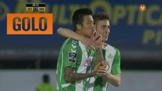GOLO! Vitória FC, Hyun-Jun Suk aos 47', Vitória FC 1-2 Sporting CP