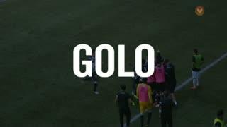 Boavista, Richard Ofori aos 54', Boavista 1-0 Académica