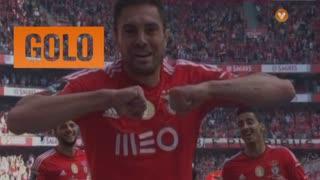 GOLO! SL Benfica, Jardel aos 8', SL Benfica 1-0 A. Académica