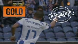 GOLO! FC Porto, Hernâni aos 11', FC Porto 1-0 A. Académica