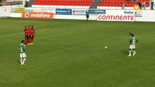 Vitória FC, Jogada, Paulo Tavares aos 45'