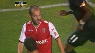 SC Braga, Jogada, Rúben Micael aos 15'