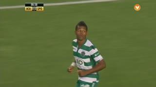 Sporting CP, Jogada, Carrillo aos 7'