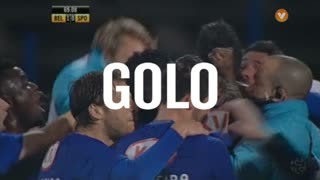Belenenses, Rui Fonte aos 69', Belenenses 1-0 Sporting