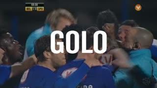 GOLO! Belenenses, Rui Fonte aos 69', Belenenses 1-0 Sporting CP