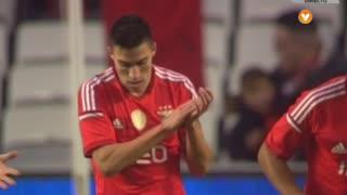 SL Benfica, Jogada, Gaitán aos 11'