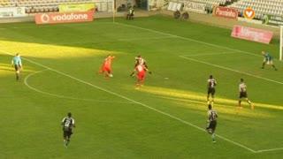 Gil Vicente FC, Jogada, Caetano aos 34'