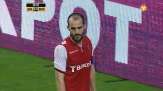 SC Braga, Jogada, Rúben Micael aos 38'