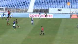 Marítimo M., Jogada, Dyego Sousa aos 25'