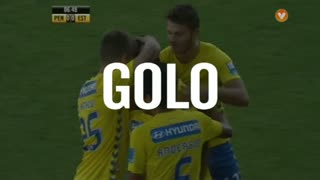 Estoril, Emidio Rafael aos 7', Penafiel 0-1 Estoril