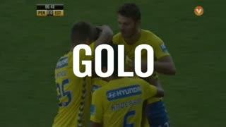 GOLO! Estoril Praia, Emidio Rafael aos 7', FC Penafiel 0-1 Estoril Praia