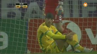 Sporting CP, Jogada, Slimani aos 34'