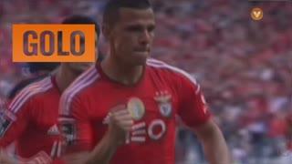 GOLO! SL Benfica, Lima aos 19', SL Benfica 3-0 A. Académica