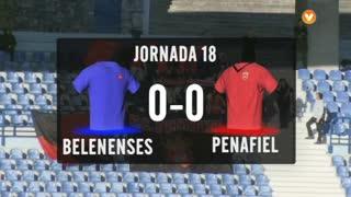 I Liga (18ªJ): Resumo Belenenses SAD 0-0 FC Penafiel