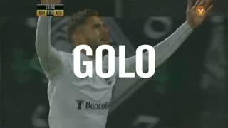 GOLO! Vitória SC, Ricardo Valente aos 16', Vitória SC 1-0 A. Académica
