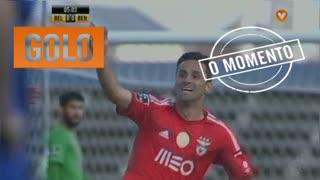 GOLO! SL Benfica, Jonas aos 5', Belenenses 0-1 SL Benfica