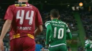 Sporting CP, Jogada, Montero aos 51'