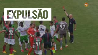 Rio Ave FC, Expulsão, Tarantini aos 52'