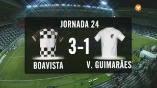 I Liga (24ªJ): Resumo Boavista FC 3-1 Vitória SC