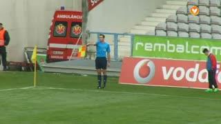 Gil Vicente FC, Jogada, Yazalde aos 43'