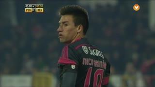 SL Benfica, Jogada, Gaitán aos 46'
