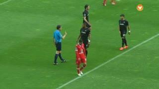 Gil Vicente FC, Jogada, Rúben Ribeiro aos 6'