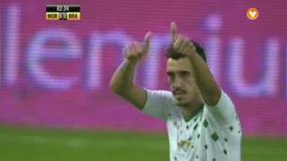 Moreirense FC, Jogada, Arsénio aos 3'