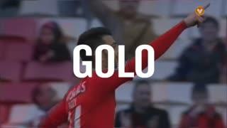 GOLO! SL Benfica, Pizzi aos 33', SL Benfica 3-0 Estoril Praia