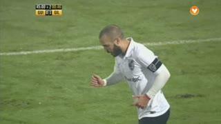 Vitória SC, Jogada, André André aos 46'